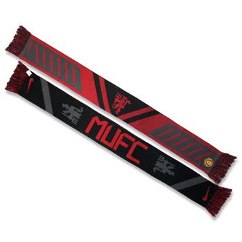 MUFC-scarf