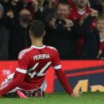 Man Utd via Getty Images Pereira goal2